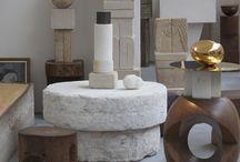 Designer: Constantin Brancusi -sculpture
