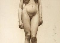 ARTE MODELO FEMININO