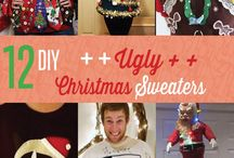 Ugly X-mas sweaters