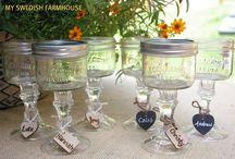 canning jars ideas