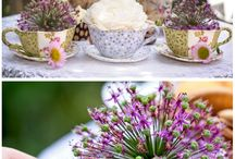 Summer Teatime - Gift Ideas For Best Friend / Long live British summer teatime traditions!
