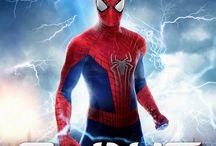 The amazing spider man!