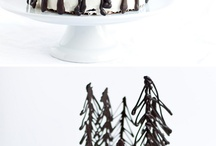 Chocolate Decorations for Cakes
