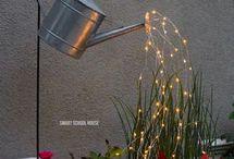 lighting for garden