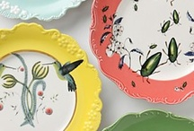 Tea cups and plates etc