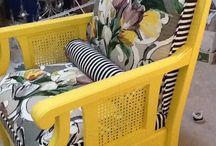 Yellow Chairs / Yellow Chairs