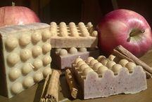 Sapone ai FRUTTI - Fruit Soaps / saponi contenenti frutta o verdura, fresca o essicata