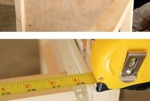 DIY WOOD Working Tips