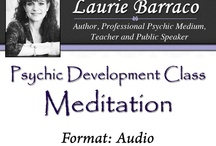 Psychic Development Classes MP3 Downloads / You can now purchase Laurie's popular Psychic Development classes as MP3 downloads.