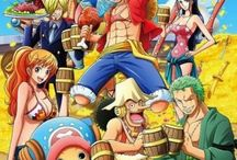 Straw Hat Pirates (+Law)