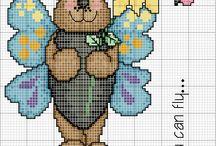 cross stitch 2/marjolaine tougas / cross stitch