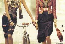 Women's Cycling Fashion / Cycle Chic - www.welovecycling.com
