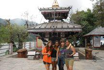 Voluntarios en Nepal / Fotos de nuestros voluntarios en Nepal