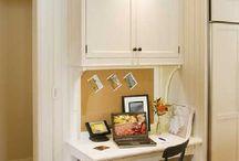 Kitchen Desks / by Elyse Pasheilich Mueller
