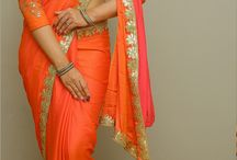 reception sarees