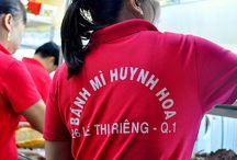 Saigon food & shopping / by Afizah Aziz