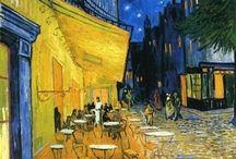 Roads + Street Paintings