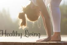 Healthy Living / Tips to lead a healthy, active lifestyle!