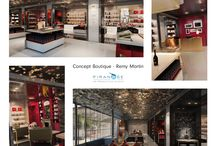 Concept boutique - Remy Martin