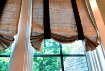 Window Treatments / by Candi Evans