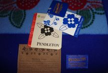 personal Pendleton Blanket Collection