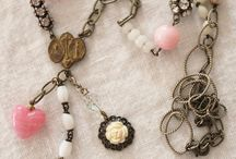 Vintage Style Jewels / by Mary H Brown
