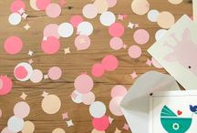 Add a little confetti to your table...