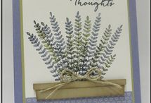 Stampin' Up! ~ Flowering Fields