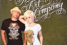 Black Market Art Co, Low Brow Clothing, & Annex Clothing