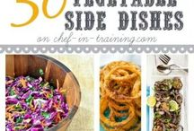 Side Dishes / by Jennifer Koziol