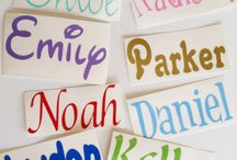 Small Name & Misc.Decals