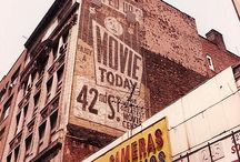 Vintage Billboards / by Scout Driscoll