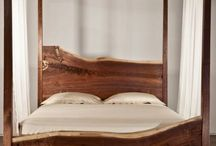Bed / Storage bed