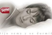 Sema /  Sueños. Todo para su descanso es distribuidor oficial de la marca Sema. http://www.todoparasudescanso.com/noticias/sueños-distribuidor-oficial-de-la-marca-sema