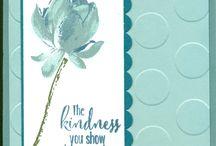 Cards - Lotus Blossom Stamp