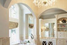 Bathrooms & Dressing Room Ideas / Ensuite, Master Bathrooms, Dressing Rooms