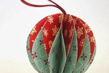 christmas ornaments / by Monika Schroeder