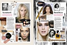 Magazin layout