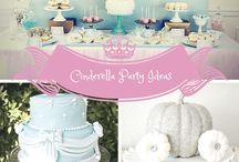 Princess Birthday Party / Juliet's 8th Birthday
