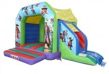 Slide Combo Bouncy (inflatable) Castle £80 per hire