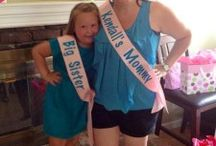 Mommy to Be Sashes