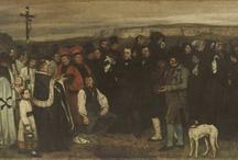 Art-Realism, Naturalism(19세기중반~20세기초반) / 객관적 사물을 있는 그대로 정확하게 재현하려는 태도.   추상예술, 고전주의, 낭만주의와 대립하는 개념