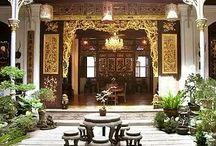Nan Yang Diaspora houses