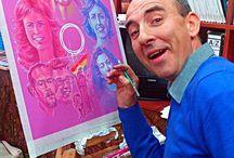 ¡¡¡ PUEDO Y LO HAGO !!! (2014) / Muestra mi capacidad para hacer y expresar mi obra a otras personas.
