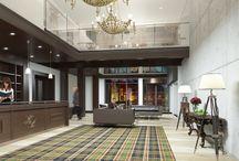 """Sanatorium / Bristol**** Art & SPA Sanatorium to harmonijne połączenie secesyjnej willi """"Bristol"""" z nowoczesną architekturą, doskonale zestawia funkcje hotelową i restauracyjną z balneologią i rekreacją."""