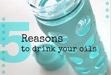 Water & Essential Oils