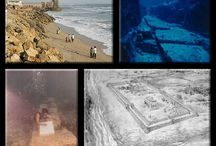 Underwater City Ruins: 7 Submerged Wonders of the World / A wealth of human history lies submerged in ancient cities at the bottoms of lakes, seas and oceans of the world. Some of these urban centers were sent into the water via earthquakes, tsunamis or other disasters thousands of years ago. Many rui have just recently been rediscovered, by accident or through emergent technological innovations. Some have even caused scientists to question the history of human civilization.