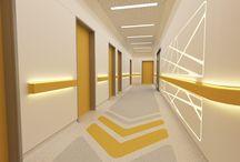 I Hospital Interior I
