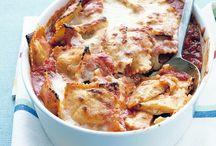 Recipes: Pastas! / by Liz Healy