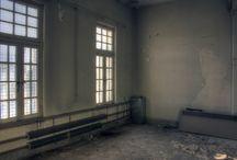 Seeking Asylum / An abandoned asylum located in Ontario, Canada.
